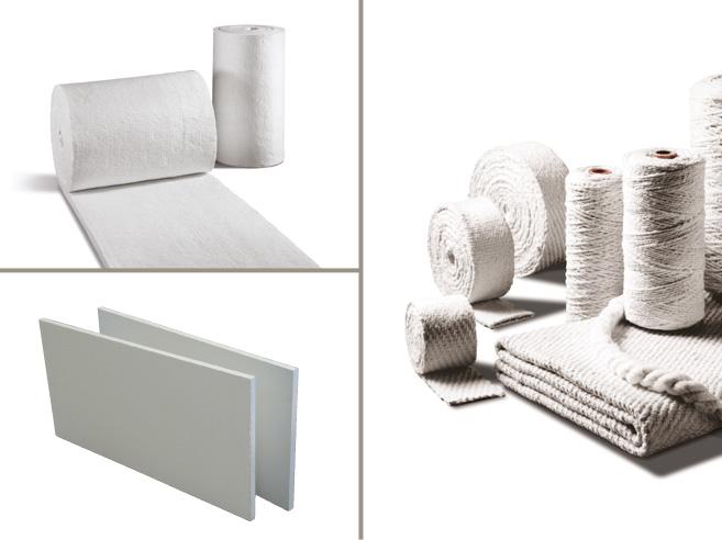Izolační materiály a lepidla, prostupy kouřovodů hořlavými materiály