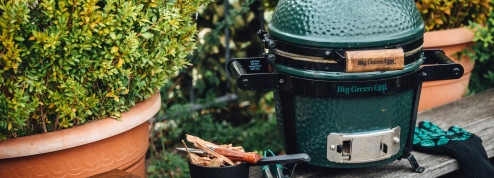 Big Green Egg: novinka v sortimentu